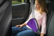 Дети на дороге. Адаптеры ремня безопасности не являются детскими удерживающими устройствами