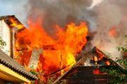 Пожар на даче: от причин возникновения до правил ликвидации