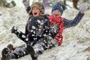 Зимний травматизм у детей